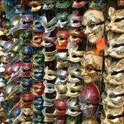 Topeng Dance Mask