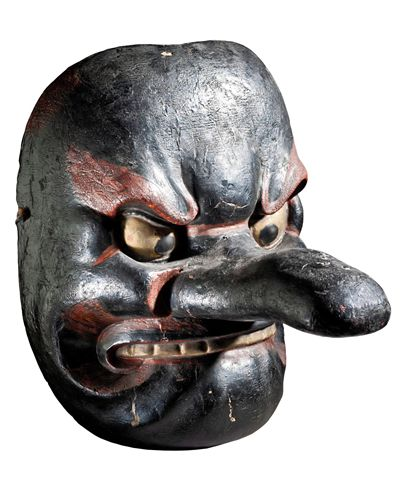 Japanese Mask - Meaning and Types of Japanese Traditional Masks
